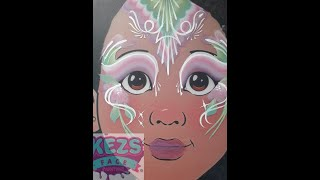 Festival Style - Kezs Face Painting
