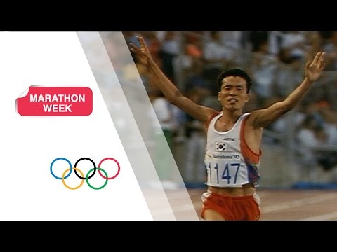 Barcelona 1992 Olympic Marathon | Marathon Week
