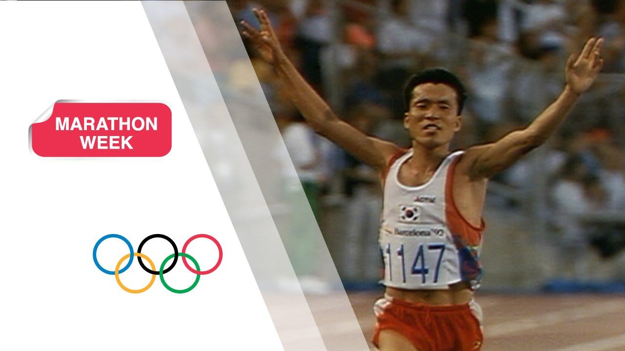 c48841420d71 Barcelona 1992 Olympic Marathon