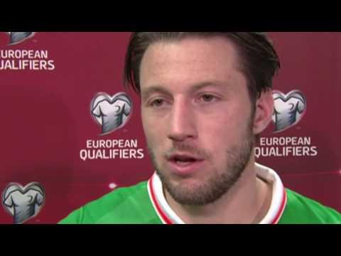 Austria v Republic of Ireland - Post Match Interview - Harry Arter (12/11/16)