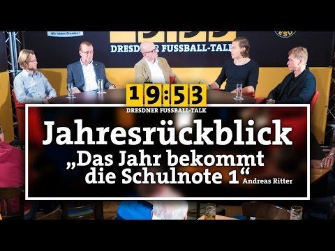 Dynamischer Jahresrückblick 2015 - Die neunte Ausgabe 19:53 - der Dresdner Fußball-Talk