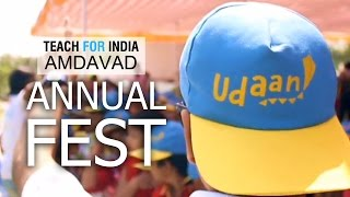 Download Hindi Video Songs - Udaan 2016 | Teach For India | Ahmedabad