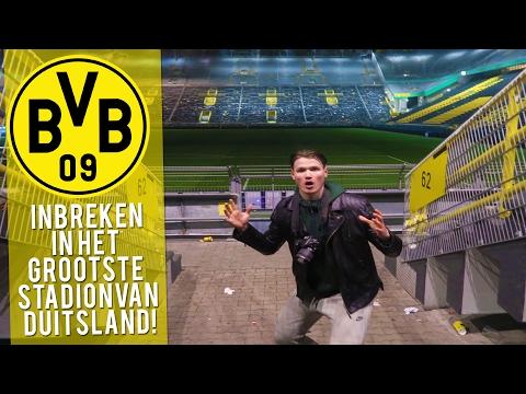 INBREKEN IN SIGNAL IDUNA PARK!! (Borussia Dortmund)