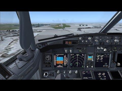[FSX SE] LiveStream | VRyanair PMDG 737 NGX | Dublin-Newcastle-Dublin RYR174 (RealTime)