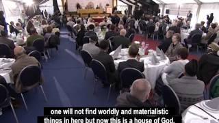 Baitul Wahid Mosque Inauguration