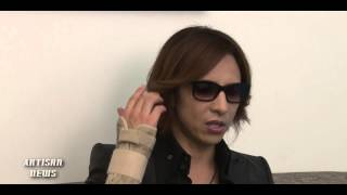 X JAPAN YOSHIKI RECALLS KISS INFLUENCE