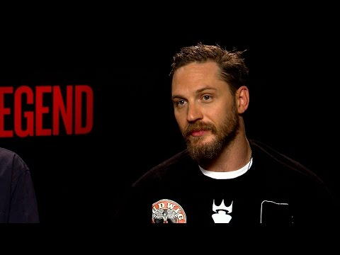 'Legend' Tom Hardy's Twin Role