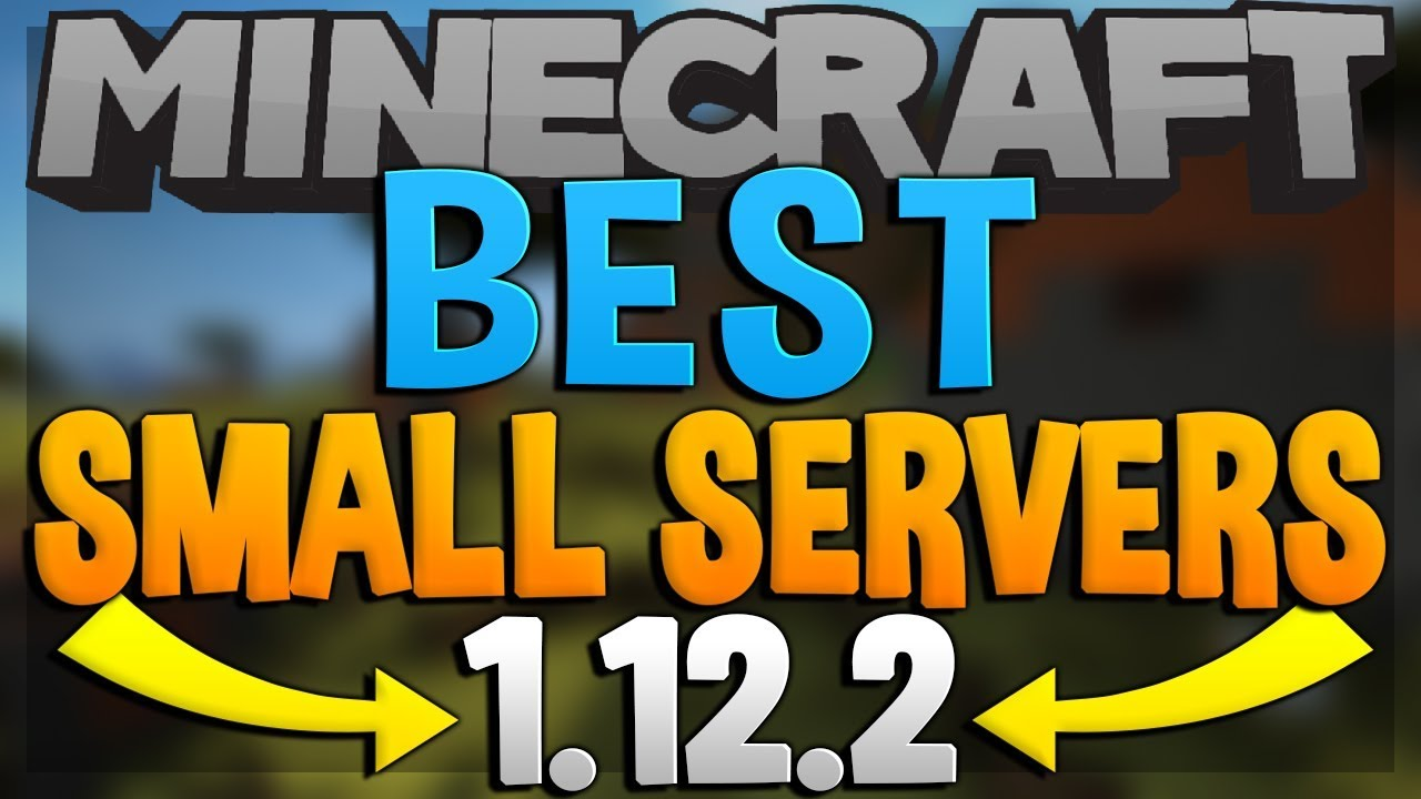 5 Small Minecraft Servers YOU NEED TO TRY (Top Minecraft Servers