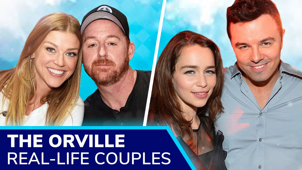 Download THE ORVILLE Season 3 Cast Real-Life Couples, Real Age: Seth MacFarlane, Adrianne Palicki & more