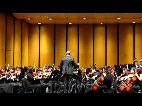 W.A. Mozart Symphony No. 40 Northwood High School Philharmonic Orchestra