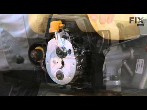Ryobi Trimmer Repair - How to replace the Carburetor Gasket
