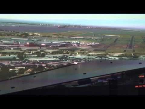 a320 flight simulator landing sydney airport youtube. Black Bedroom Furniture Sets. Home Design Ideas