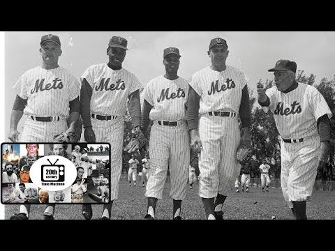 The 1962 Mets: The Most Beloved Worst Baseball Team of All Time!!!