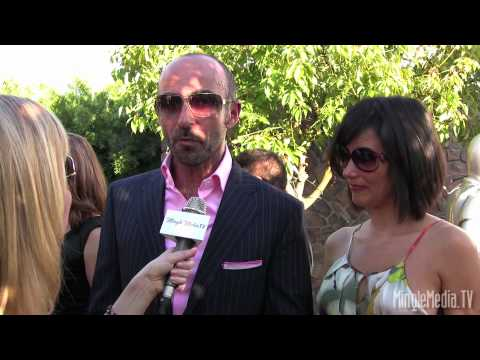 Shaun Toub 36th Annual Saturn Awards Red Carpet Report by Mingle Media TV