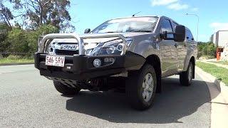 2012 Isuzu D-MAX Indooroopilly, Ipswich, Western Suburbs, Gold Coast, Brisbane, QLD U16410