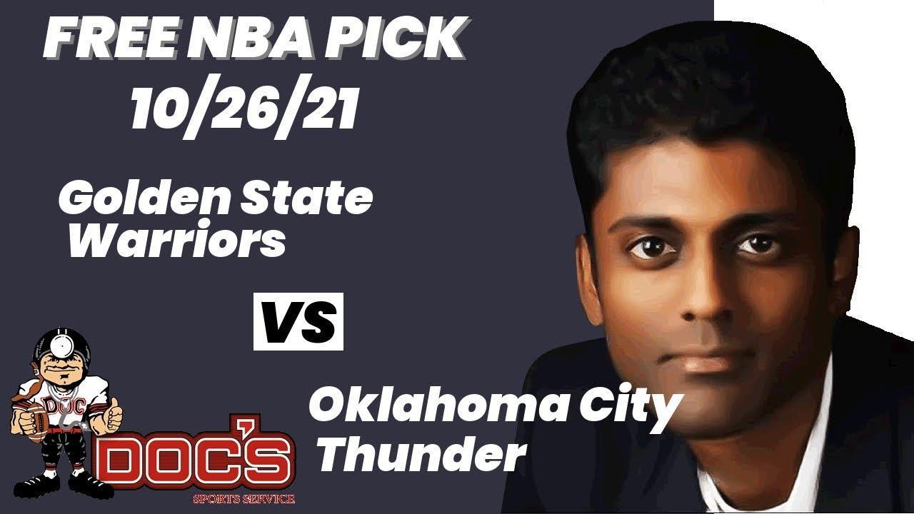 Warriors vs. Thunder odds, line, spread: 2021 NBA picks, Oct. 26 ...