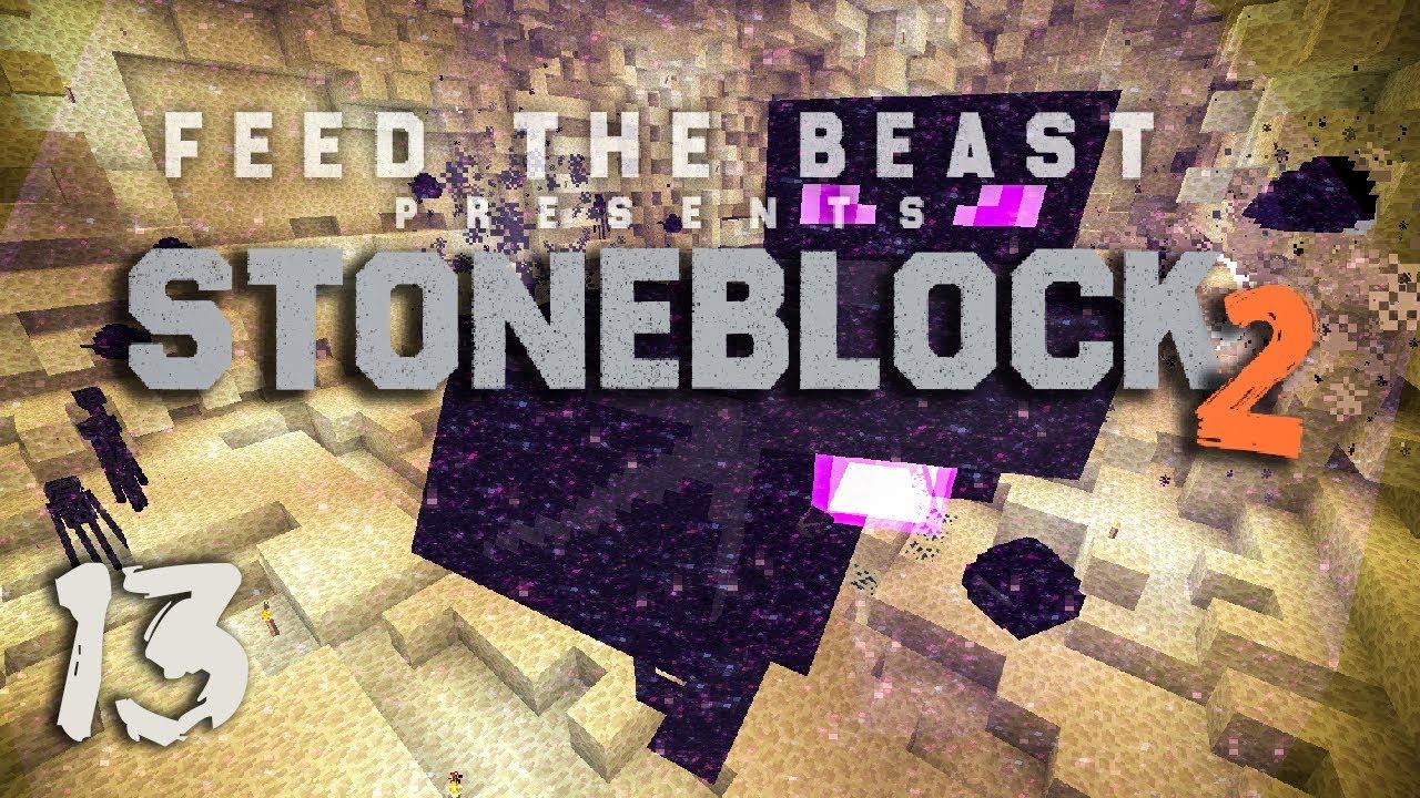 StoneBlock 2 Modpack Ep. 13 Mighty Ender Chicken