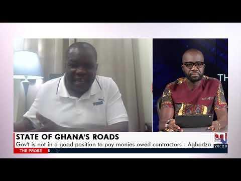 State of Ghana's Roads - The Probe on JoyNews(12-9-21)