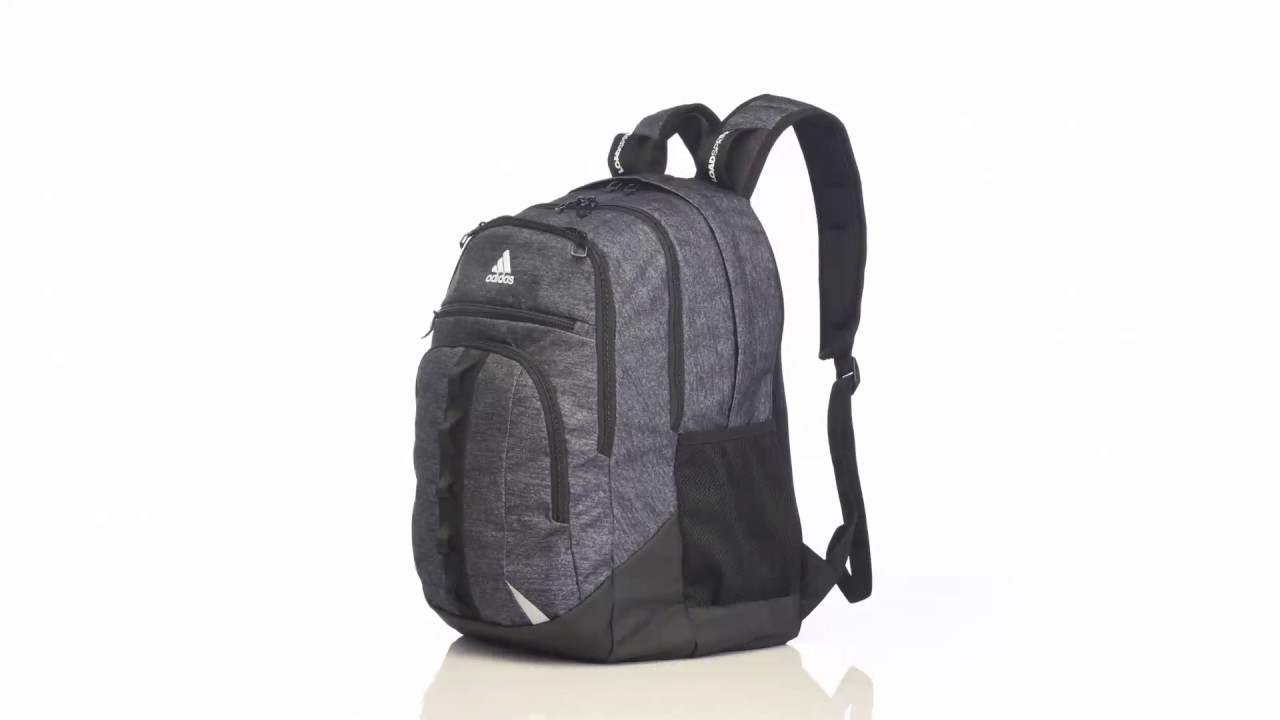 77af33dcea6 Get More Comfort With an adidas Prime III Backpack - YouTube
