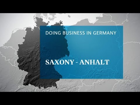 Doing business in Saxony Anhalt