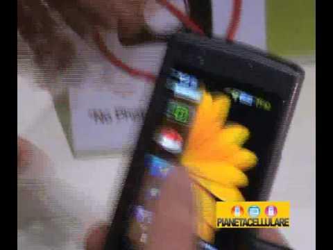 Samsung Ultra Touch - Samsung S8300 Mobile World Congress 2009