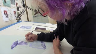 At Home with Artist Judy Chicago | Christie's