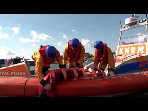 STC KNRM safety training for Maritime