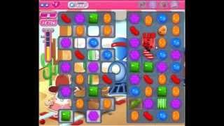 Candy Crush Saga Level 444 - 3 Stars No Boosters
