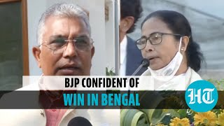'200 or more seats': Dilip Ghosh confident of BJP sweeping West Bengal polls