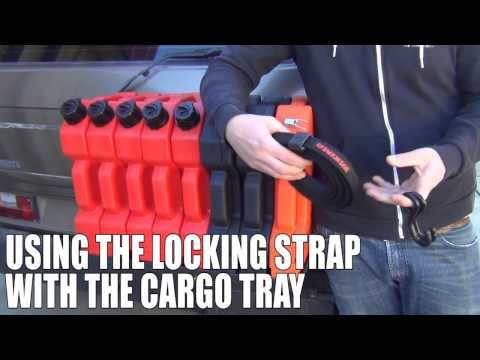 GoWesty : Locking Strap for Cargo Tray