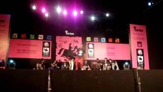 Freak N Stylz Crew India At KGAF 2012