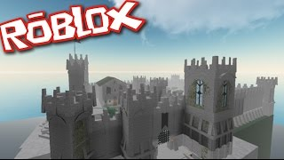 Roblox CASTLE TYCOON / BUILD AND FIGHT OTHER CASTLES TO VICTORY!! Roblox