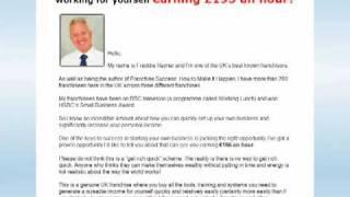 Franchise Business Opportunity UK
