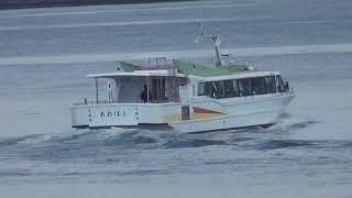 定員削減で再開! 小樽観光船や運河クルーズ画像