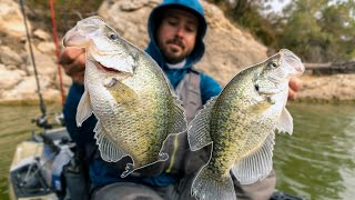 How To Catch & Cook CRAPPIE (Kayak Fishing) | Field Trips with Robert Field