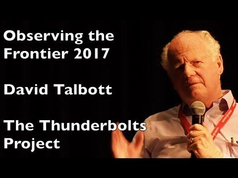 Interviewing David Talbott | Observing the Frontier 2017
