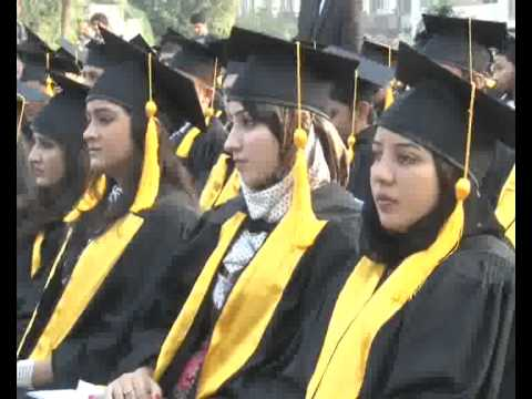 School Of Accountancy & Finance Lahore University Graduation Ceremony Pkg By Akmal Somroo City42