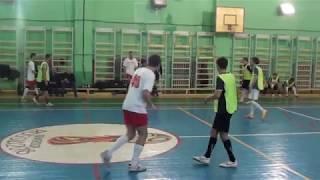 НТИ(ф)УрФУ - Авангард (2 тайм)