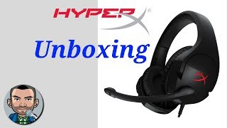 HyperX Cloud Stinger Unboxing India | Low Budget Gaming