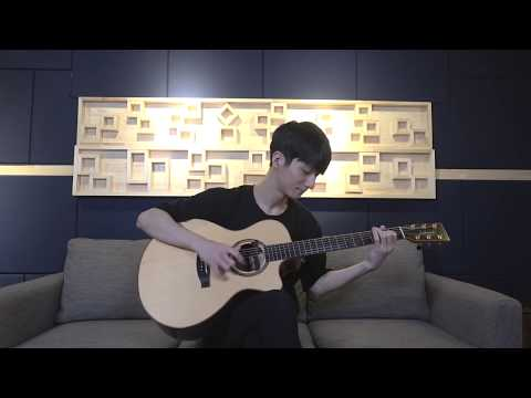 (Naruto Shippuden) Silhouette - Sungha Jung