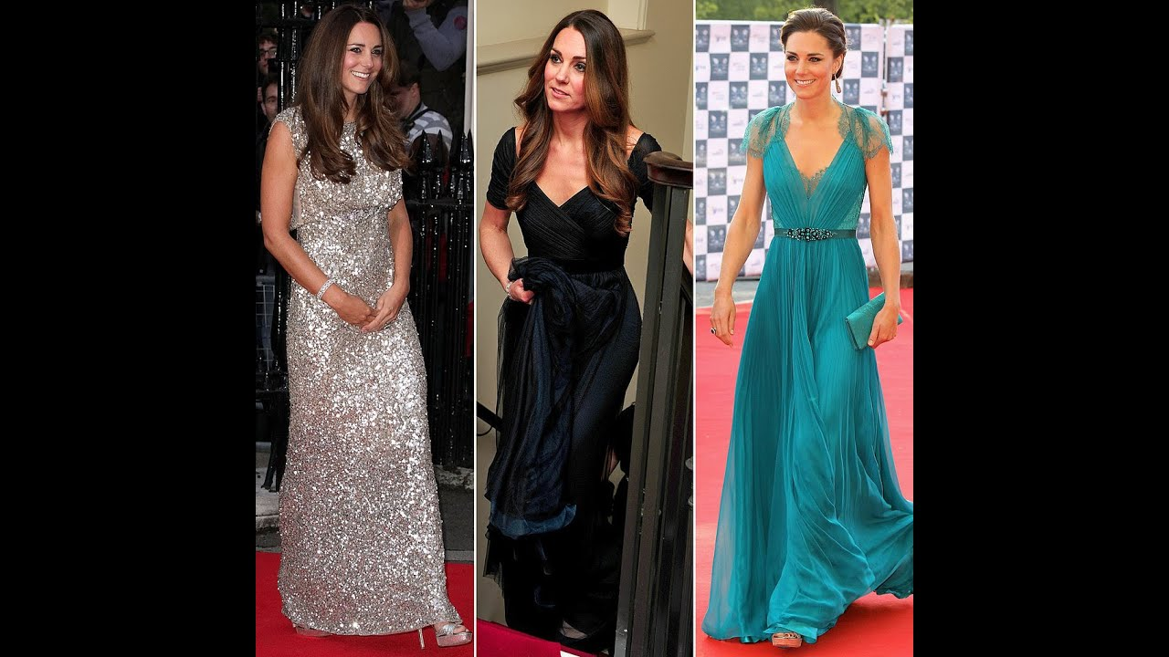 Kate Middleton Most Memorable Outfits Ever - YouTube 687b88cc06e