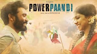 Paarthen | Power Paandi songs |  Sean Roldan, Shweta Mohan | Dhanush