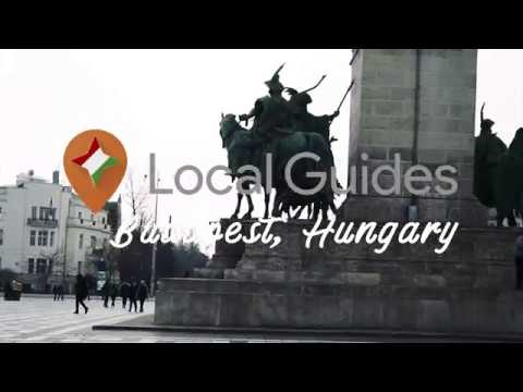 World Wide PhotoWalk Budapest - Google Local Guides Hungary