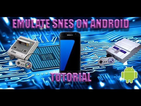 How To Play SNES (Super Nintendo) Games On Android Devices - ZanyGeek