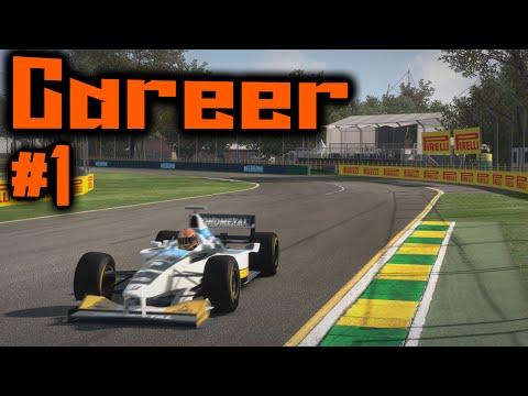 F1 1997 Career Mode (F1 2014 Game) S1 PART 1: Australian Grand Prix |