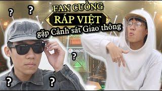 [VINE #75] Fan cuồng Rap Việt VS. Cảnh Sát Giao Thông   HIPHOP NEVA DIE   Ping Lê