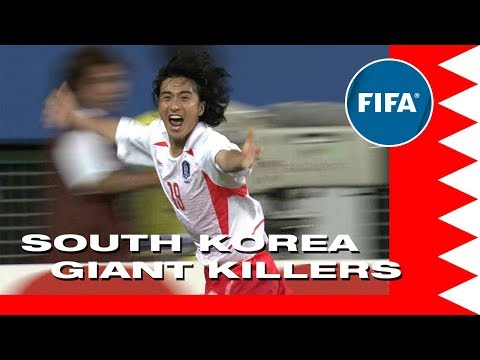 Korea Republic | 2002 World Cup Giant Killers
