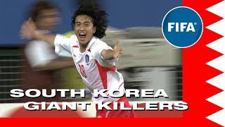 South Korea - 2002 World Cup Giant Killers (EXCLUSIVE)