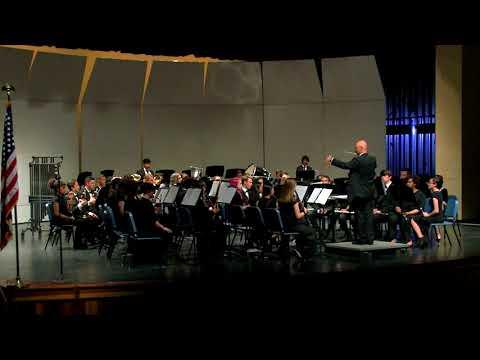 2018 SCSBOA Santiago Band Festival – Norco High Symphonic Band