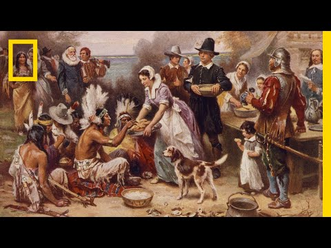 What is the History of Thanksgiving?